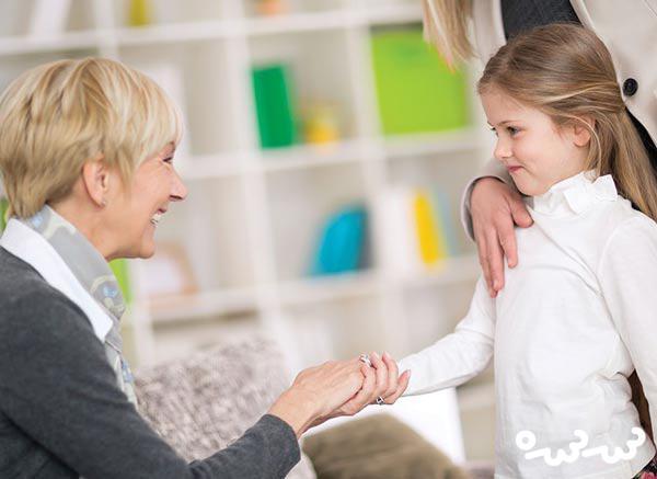 آموزش برقراری ارتباط اجتماعی به کودک