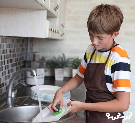 آموزش نظم به کودک