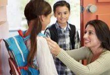 استرس کودک برای رفتن به مدرسه