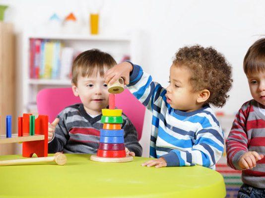 اهمیت بازی برای کودکان