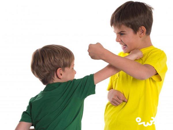 مشکلات رفتاری در کودکان