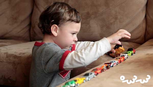 تاثیر حساسیت های مادرانه در درمان کودکان مبتلا به اتیسم