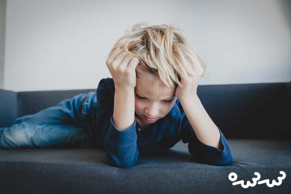 درمان قطعی استرس کودکان