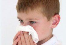 توصیه های مفید برای درمان سرما خوردگی کودکان