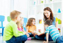 داستان گویی را به کودک آموزش دهیم