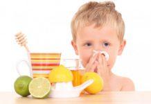 درمان سرماخوردگی کودکان با میوه معجزه آسا