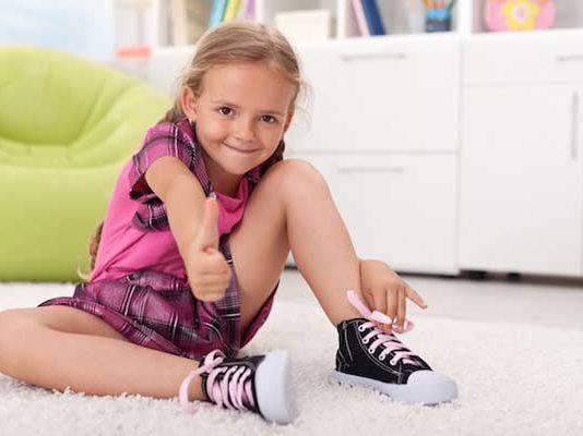 راهکارهایی برای تقویت استقلال کودکان