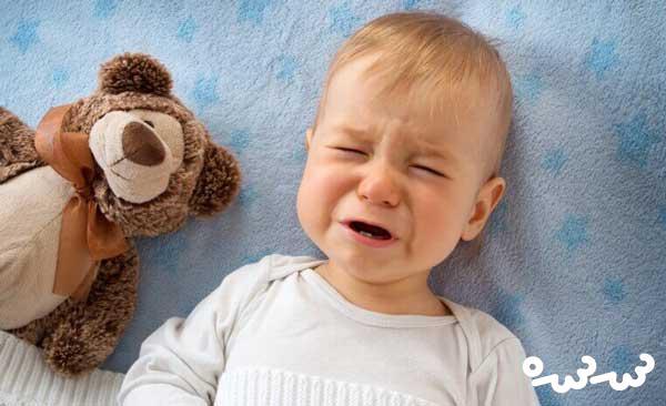 رایج ترین دلایل دل درد نوزاد و را ه های درمان آن