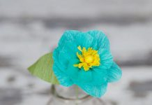 آموزش ساخت انواع گل با کاغذ کشی برای روز مادر