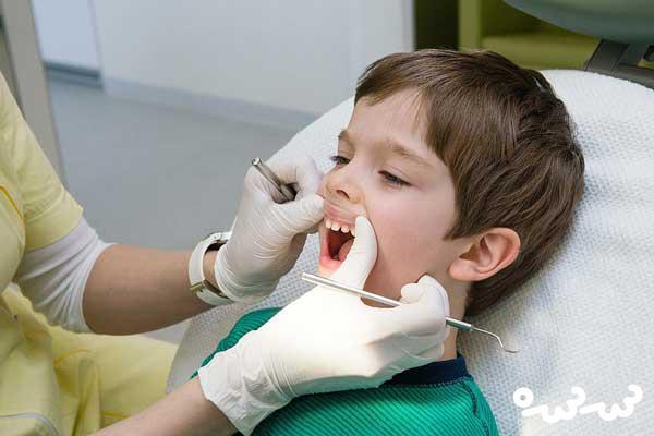 عصب کشی دندان کودکان عوارض دارد؟