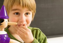 علت دروغ گفتن کودک در ردههای سنی متفاوت