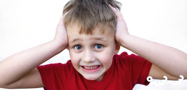 راههای مقابله با استرس کودکان
