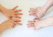 معرفی چند بازی با انگشتان کودک