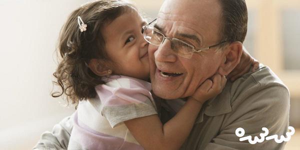 مهم ترین اثر ارتباط فرزند با پدربزرگ و مادربزرگ