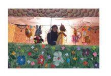 نمایش عروسکی «کلبه مهربونی»