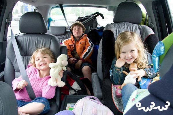 چگونه در نوروز با کودک راحت سفر کنیم ؟