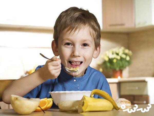 ۶ صبحانه مفید برای کودکان