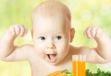 ۶ غذای مقوی که به افزایش وزن کودک کمک می کند