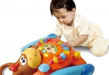 بازی با نوزاد؛ از ۴ ماهه تا ۱۲ ماهه