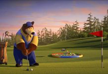 کارتون ماشا و میشا - گلف بازی کردن