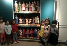 آشنایی با فرهنگ و عروسک های هند ویژه کودک و نوجوان