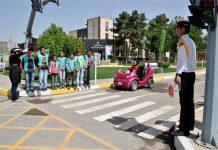 آموزش فرهنگ ترافیک به کودکان