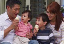 آیا خوردن بستنی برای کودکان ضرر دارد؟