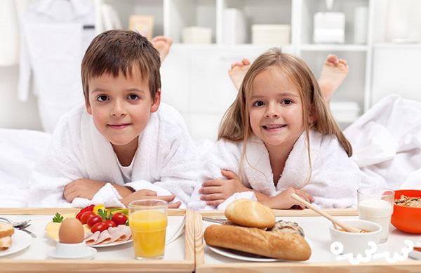 آیا خوردن صبحانه برای کودکان ضروری است؟