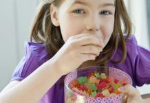 آیا خوردن پاستیل برای کودکان مفید است؟