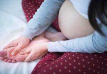 بزرگ شدن پا در بارداری حقیقت دارد؟ علت چیست؟