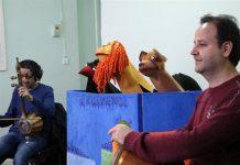 اجرای تئاتر «شیر و موش» در نمایشگاه هفته ملی کودک