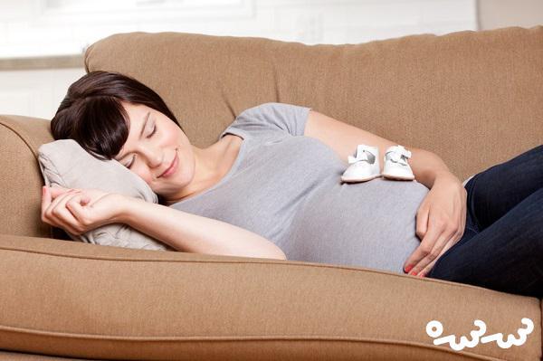 اختلال خواب عوارض بارداری را تشدید می کند