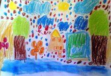 از نقاشی بچه ها چه برداشت هایی می توان کرد