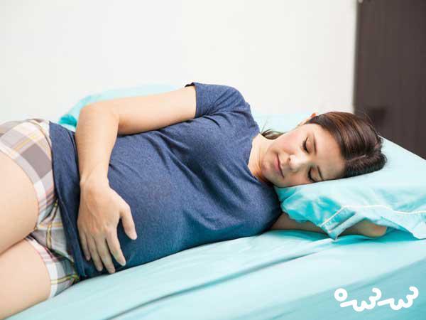 مشکلات خواب در بارداری