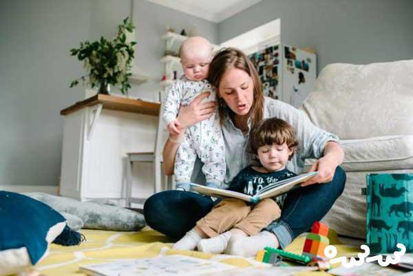 افزایش احتمال خطر ، با اتاق جدای کودک