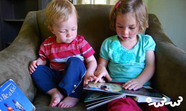انتخاب کتاب مناسب برای کودک در سنین مختلف