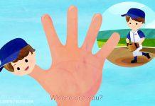 انیمیشن ABC Kids - خانواده انگشتی (ورزش ها)