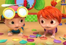 انیمیشن ABC Song with Balloons - ABC Kids