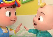 انیمیشن Please And Thank You - ABC Kids