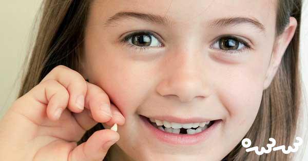 اهمیت دندان های شیری در کودکی
