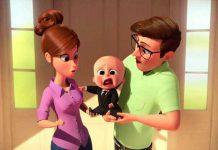 اکران انیمیشن « بچه رئیس » در سینما