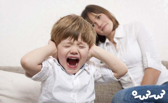 اگر همیشه با کودک خود جنگ و دعوا دارید!