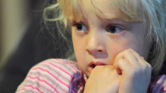 با بچه های مضطرب و عصبی چه کنیم؟