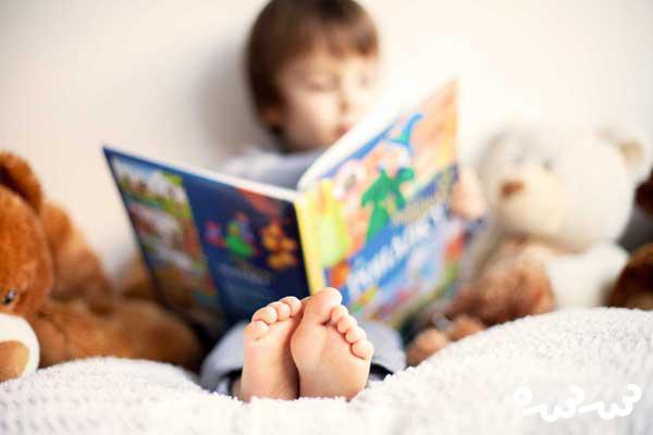 برای کودکان چه کتاب هایی بخوانیم؟