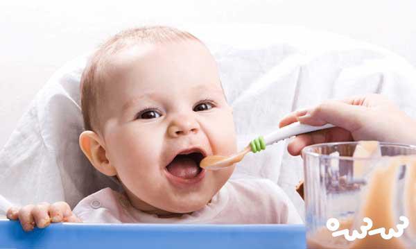 برنامه غذایی کودک دو تا شش سال