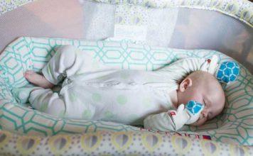 بهترین راهکارها برای تنظیم خواب نوزاد