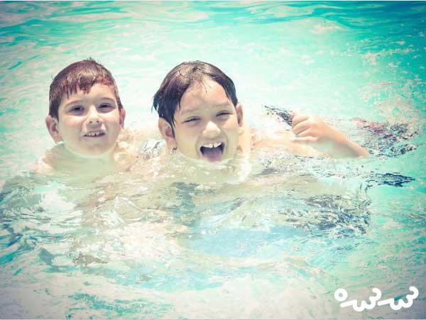 بهترین سن برای آموزش شنا در کودکان چند سالگی است؟