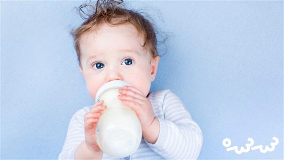 بهترین نوع شیرخشک برای نوزادتان