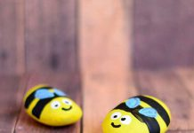 ساخت زنبور عسل سنگی