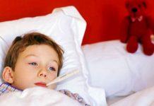 تشنجات ناشی از تب در کودکان باید عیب یابی شود
